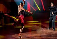 Paso Doble - Oxana Lebedev und Ija Russo (1)