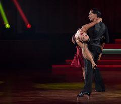 Paso Doble - Oxana Lebedev und Ija Russo (2)