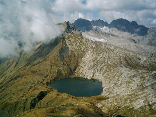 Pass Cristallina (2398 m)