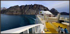 Passage Greenland