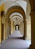 Passage im Innenhof