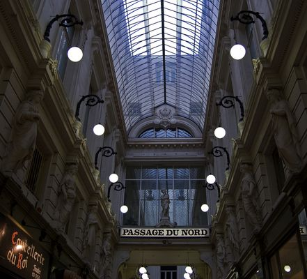 Passage in Brüssel
