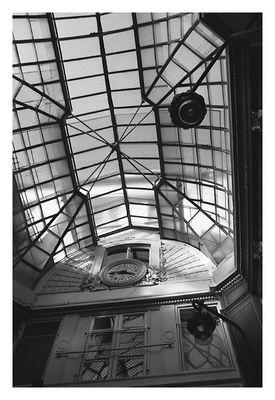 Passage Jouffroy (2) , Paris 2003