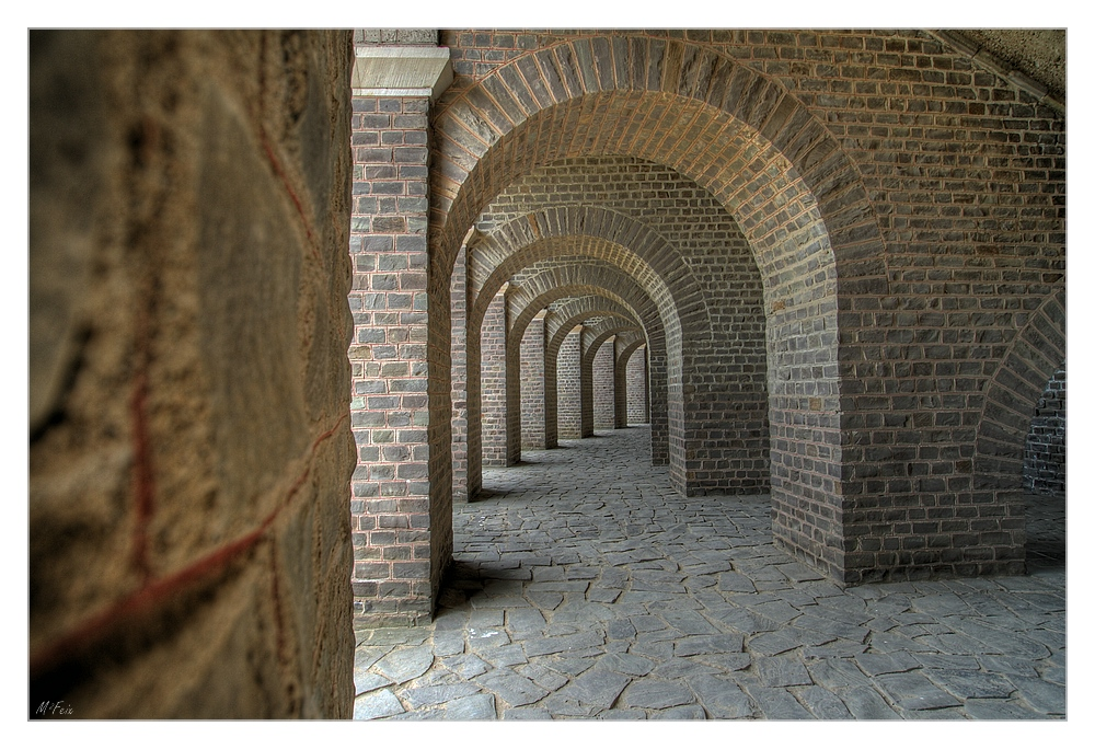 passage of stone