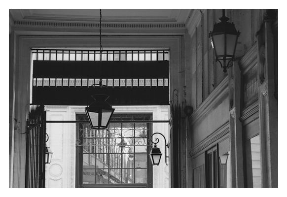 Passage Verdeau (1), Paris 2003