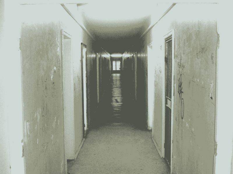 Passage-way