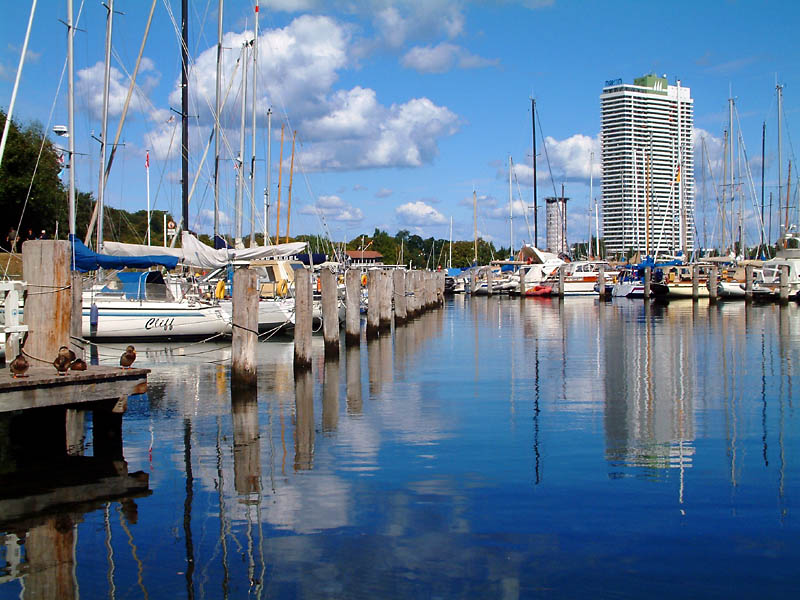 Passat-Hafen