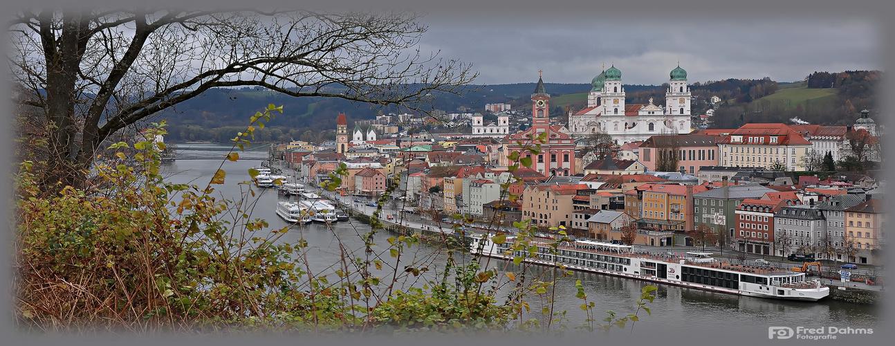 Passau - die junge, alte Stadt