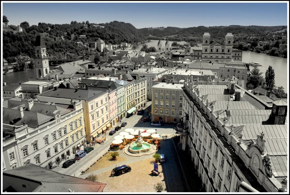 Passau einmal anders UND unter falschem Namen ;-)