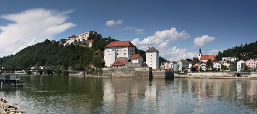 Passau- Oberhaus- Niederhaus