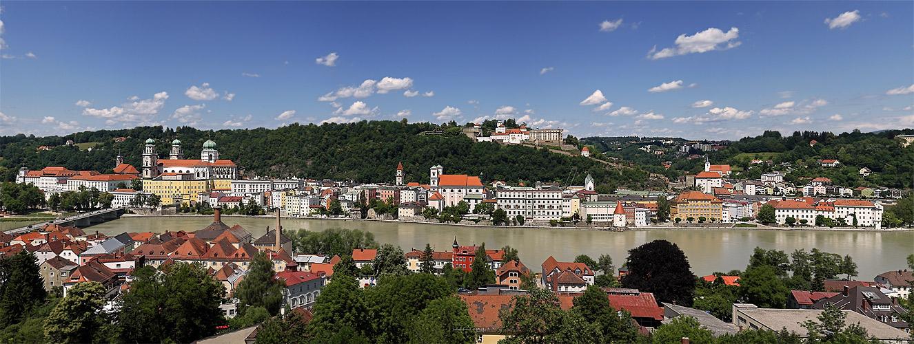 Passau - Panorama
