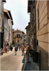 Passeggiando in  Assisi