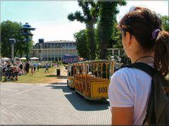 Passeggiando in Tivoli