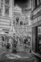 Passeggiando per Amalfi...