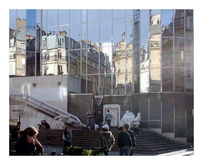 passeggiando per Parigi..