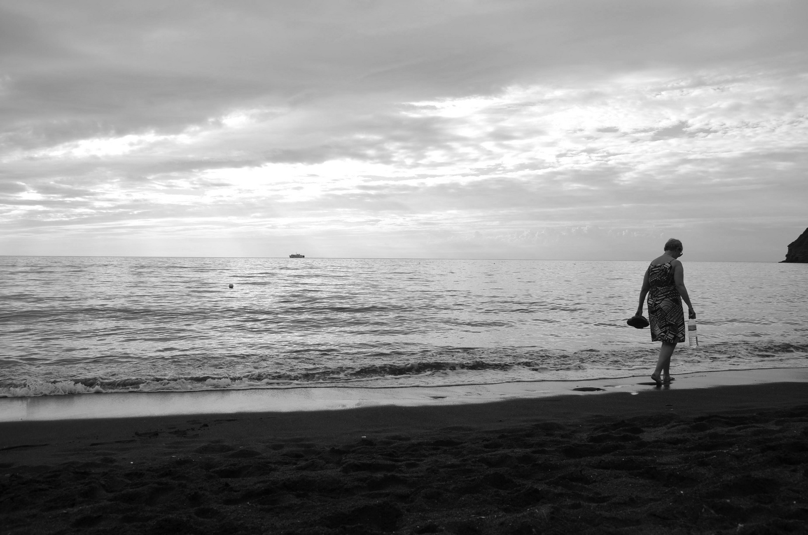 passeig marí