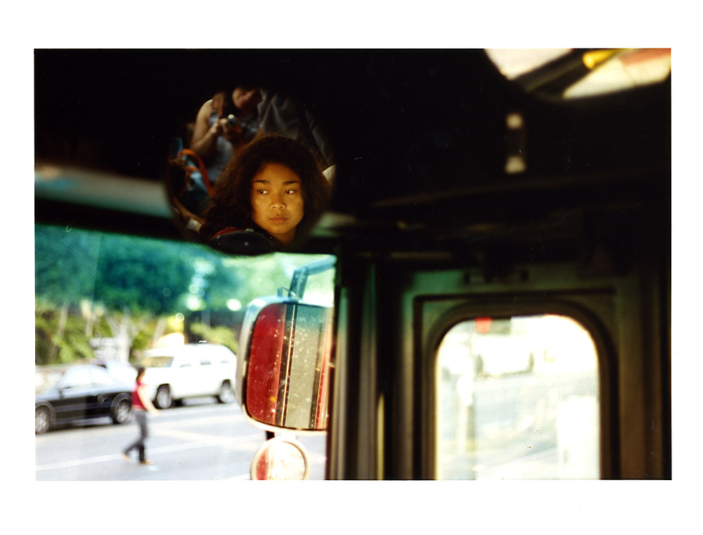 passenger...