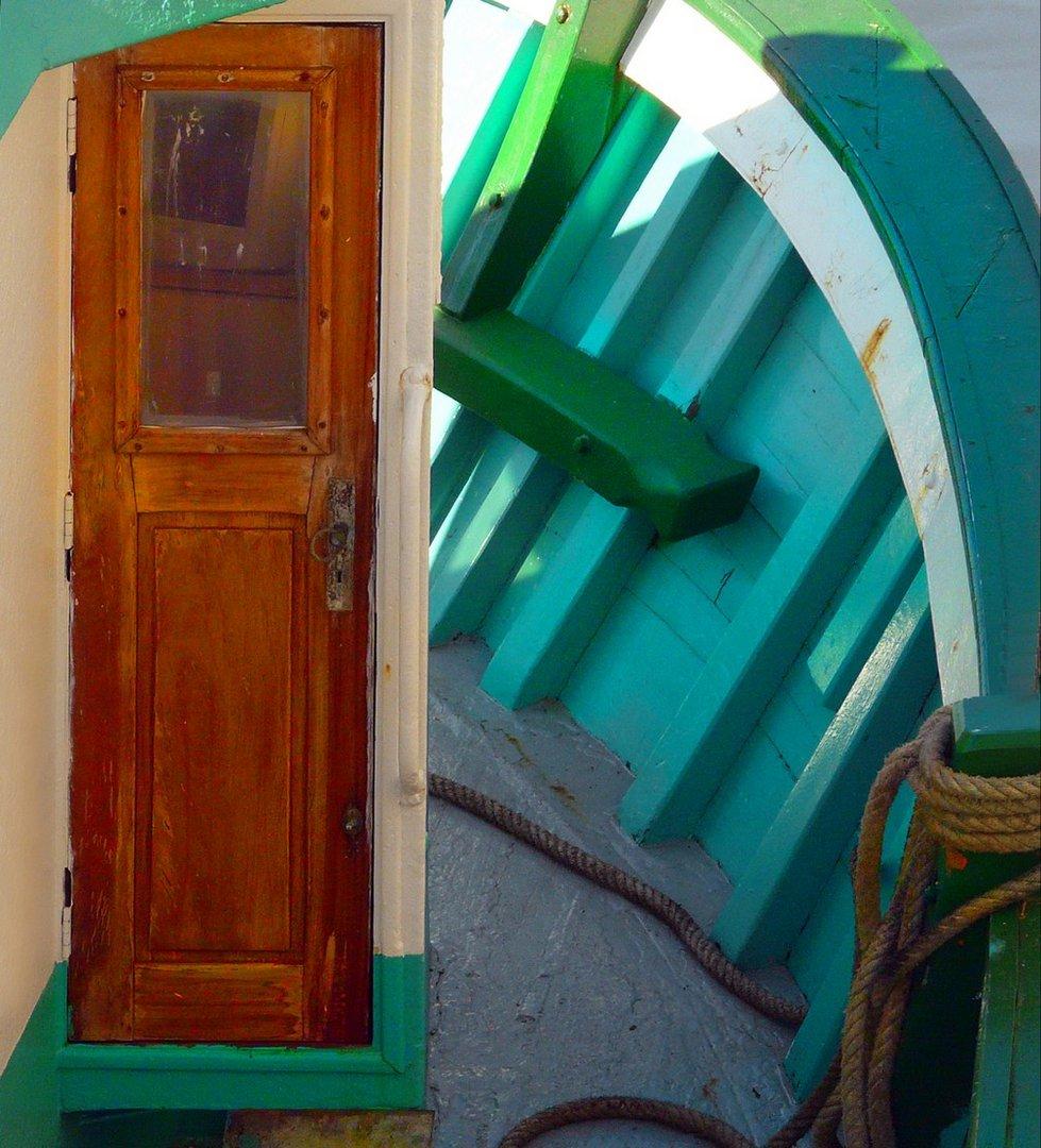 Passer par la petite porte