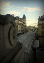 Passerelle de Passy - Paris