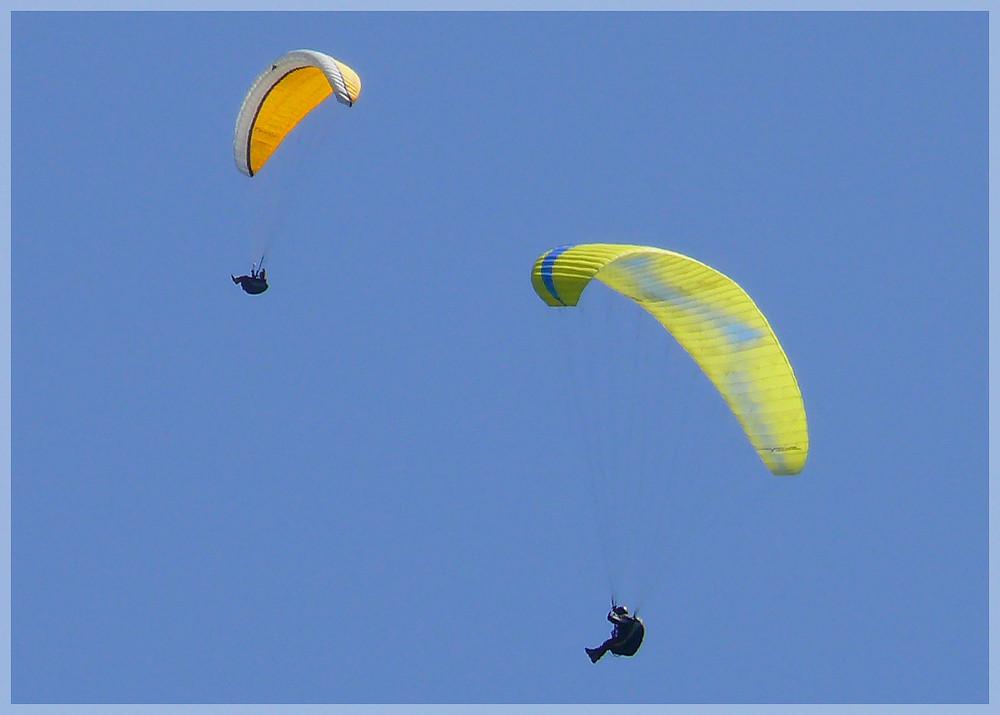 Passion Paragliden