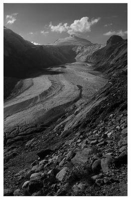 Pasterze Gletscher beim Großglockner