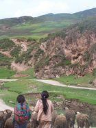 Pastoras en Peru