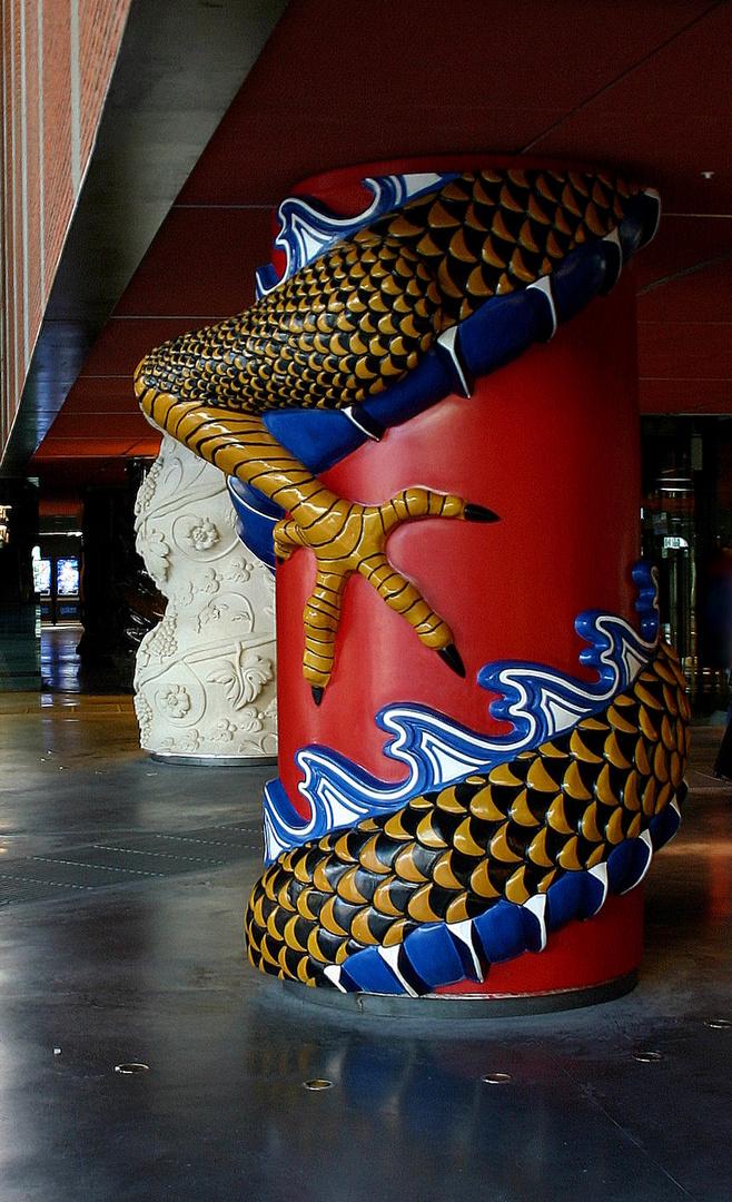 Pata de Dragon