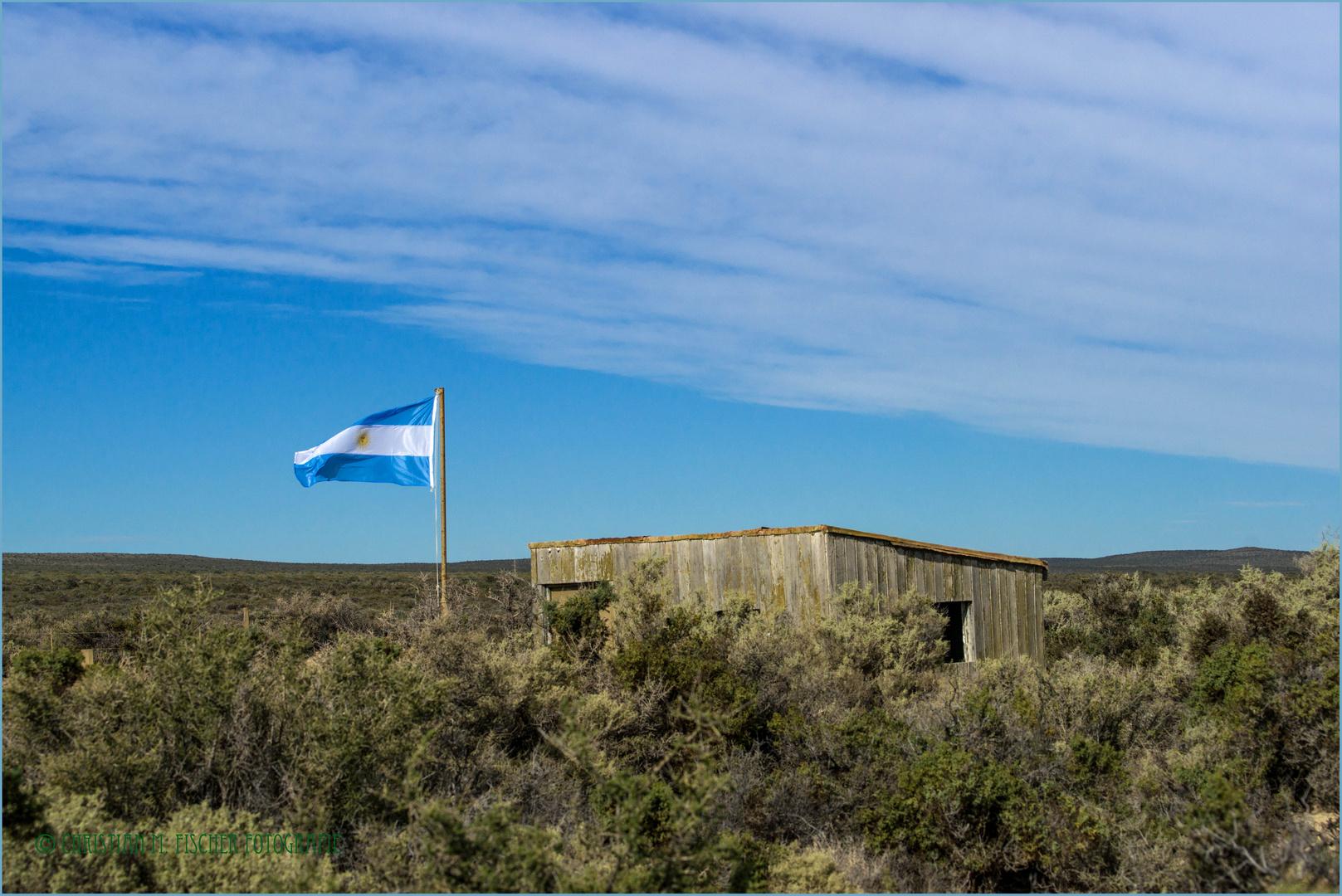 Patagonien Provinz Chubut