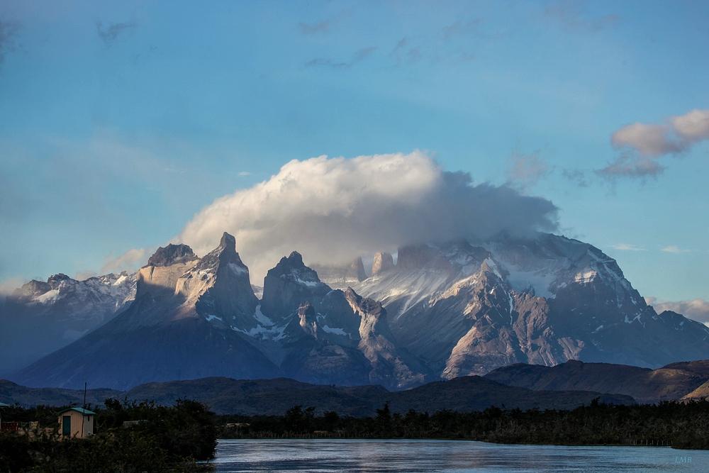 Patagoniens Natur-Schloß