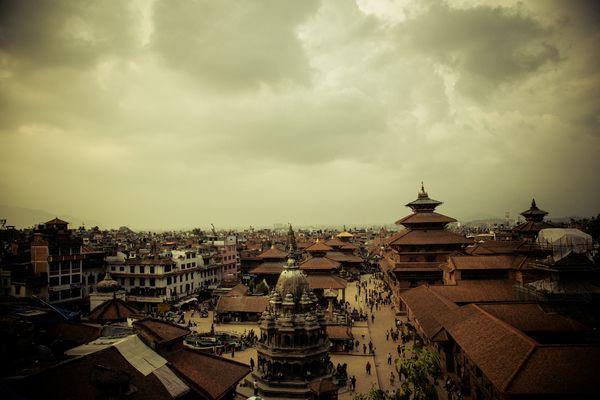 Patan Durber Square