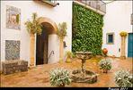 Patio de los Jardineros. - Dedicada a Juan de Dios Vilchez
