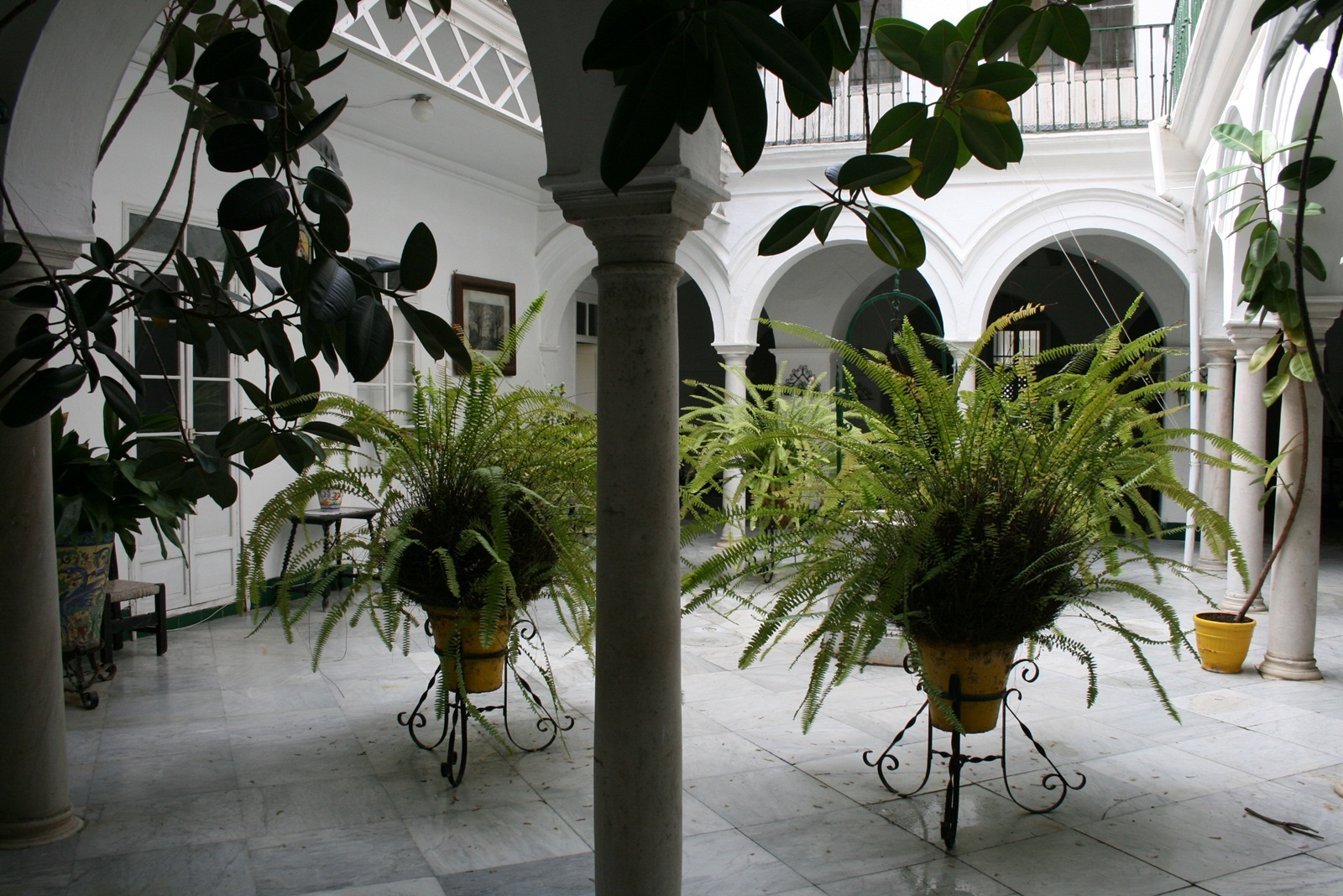 Patio de Sanlúcar