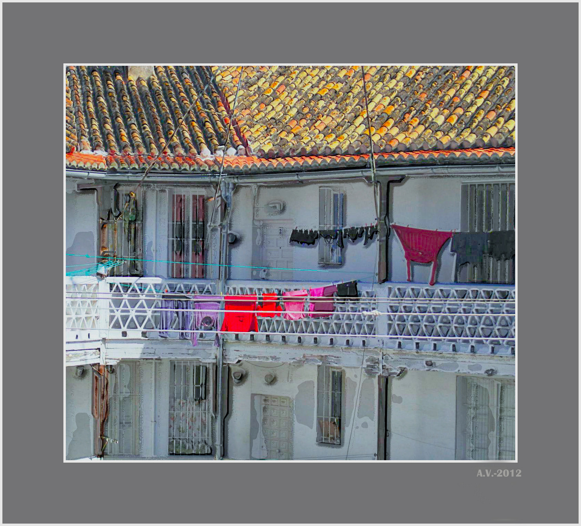Patio de vecinos (2)