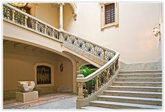 Patio Museu d´Art Espanyol