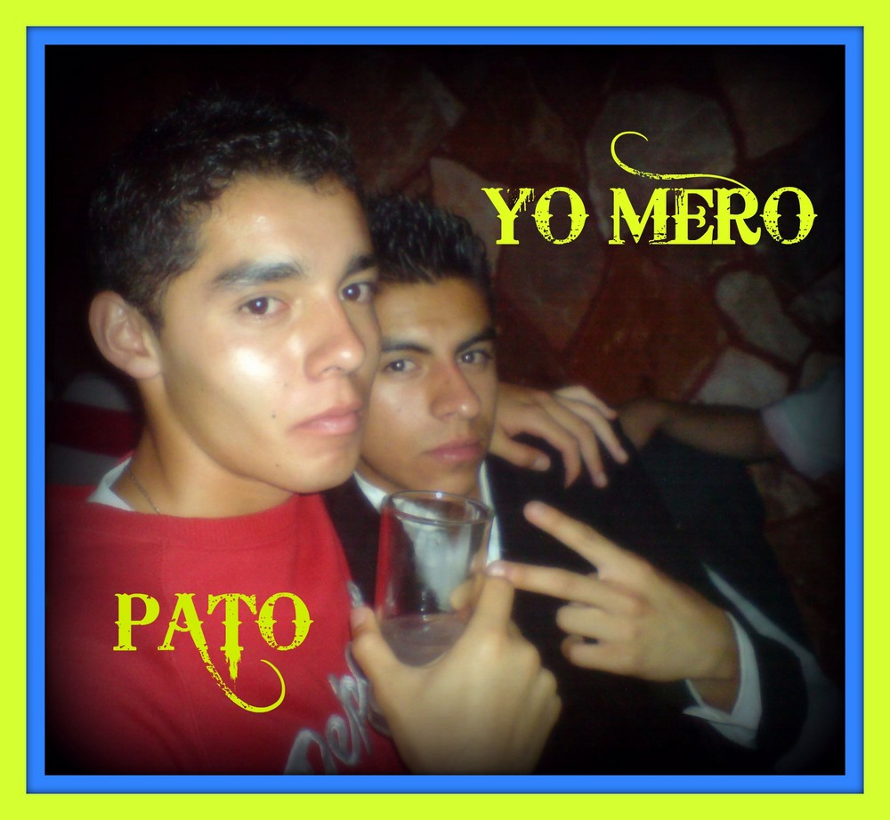 pato and mee!!