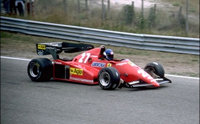 Patrick Tambay (Zandvoort 1983)