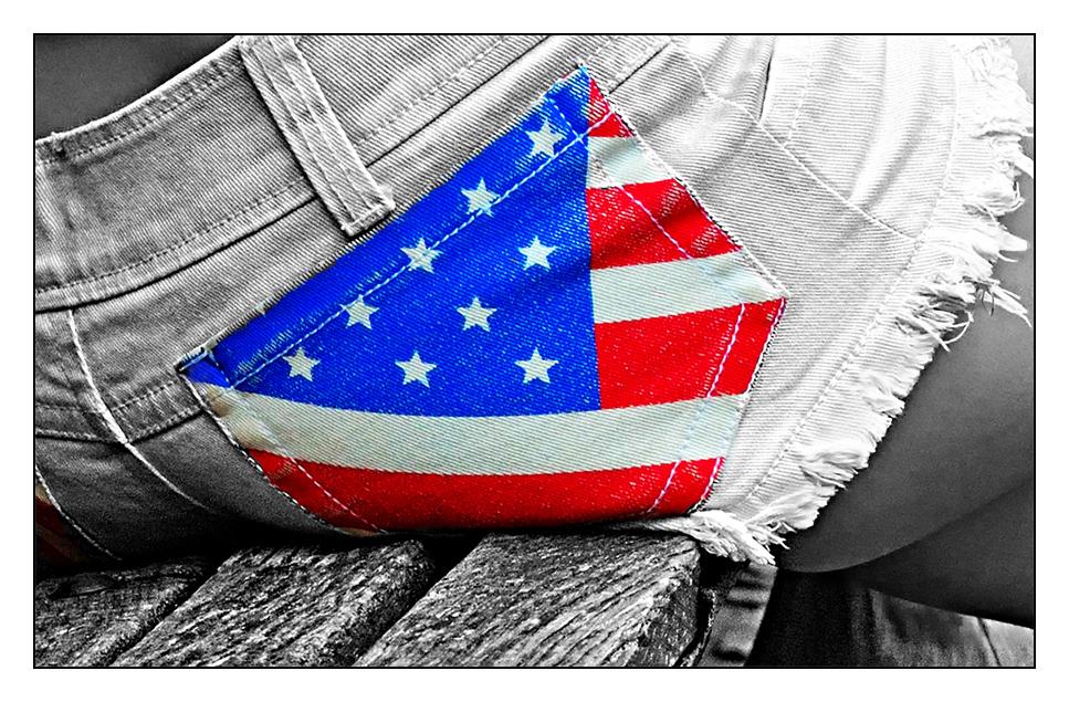 Patriot Butt