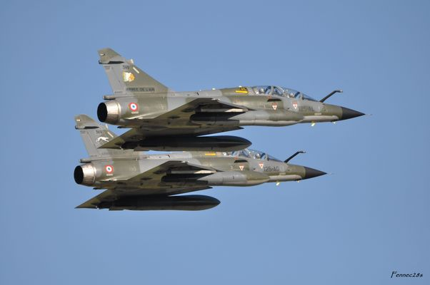 Patrouille Mirage 2000N