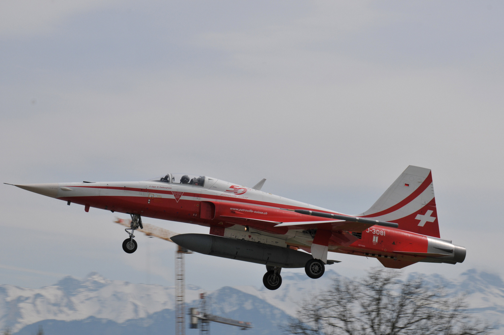 Patrouille Suisse II