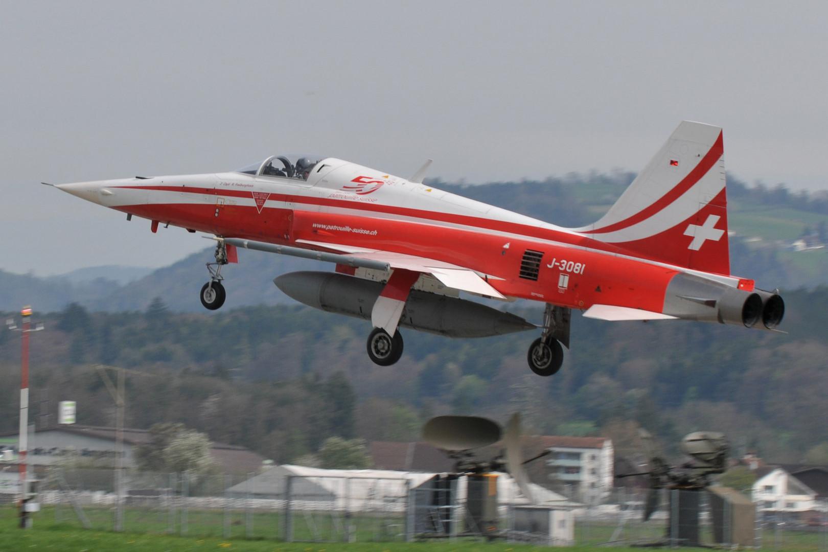 Patrouille Suisse III
