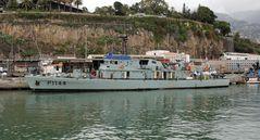 Patrouillenboot  P1144