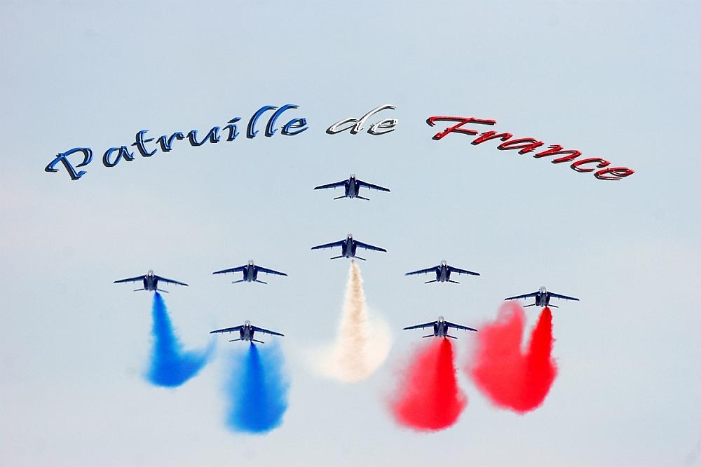 Patruille de France Display