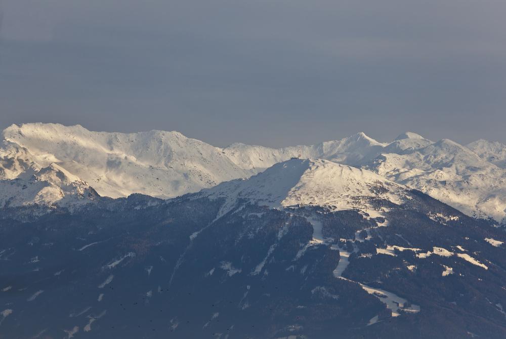 Patscherkofel bei Innsbruck