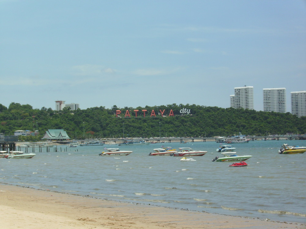 PATTAYA CITY , THAILANDE