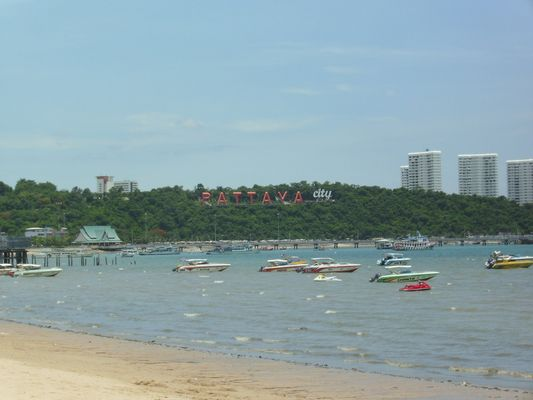PATTAYA CITY , THAILANDE