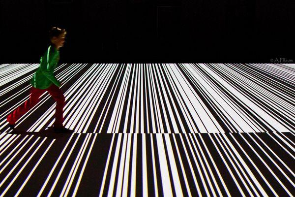 -pattern in motion-