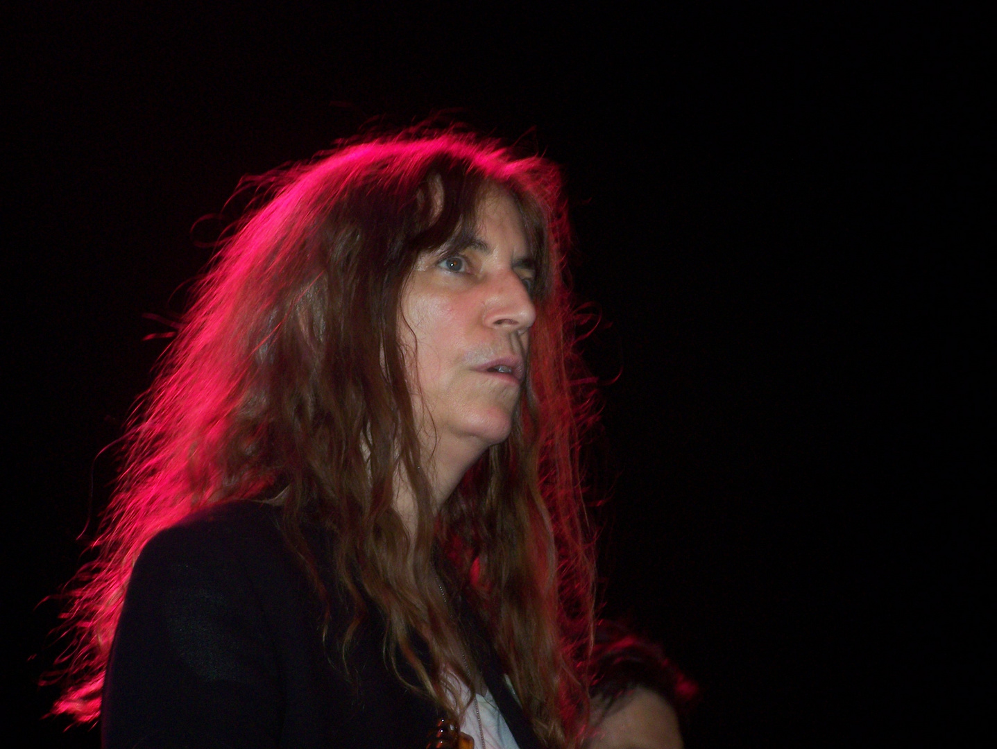 Patti Smith in Bonn - I