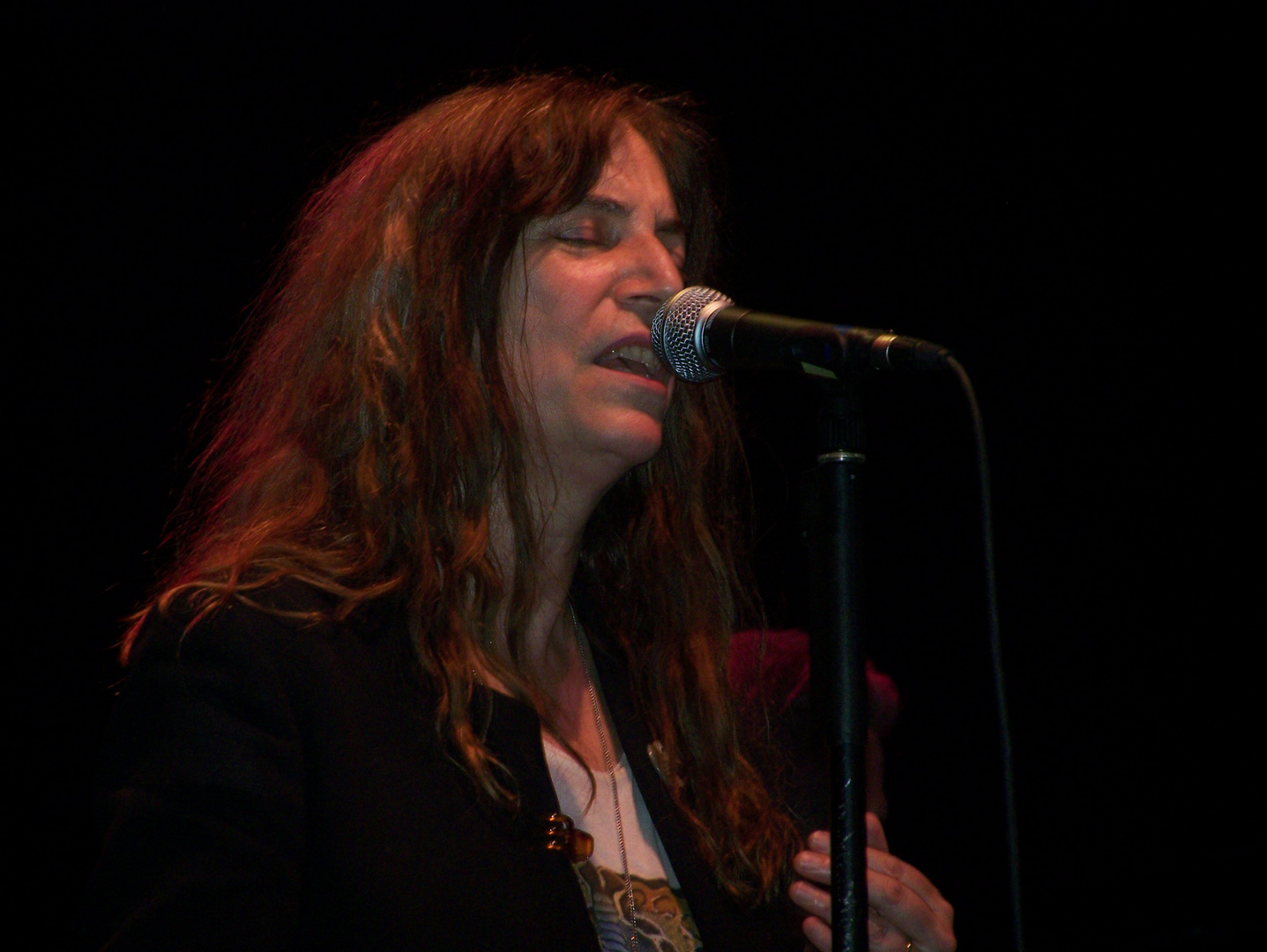 Patti Smith in Bonn - III