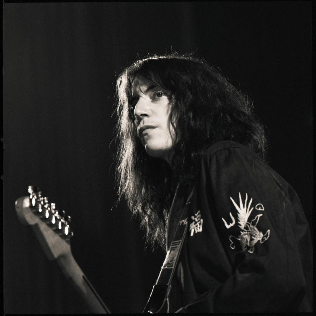 Patti Smith, Konzert in der Stadthalle Offenbach, 20. März 1978