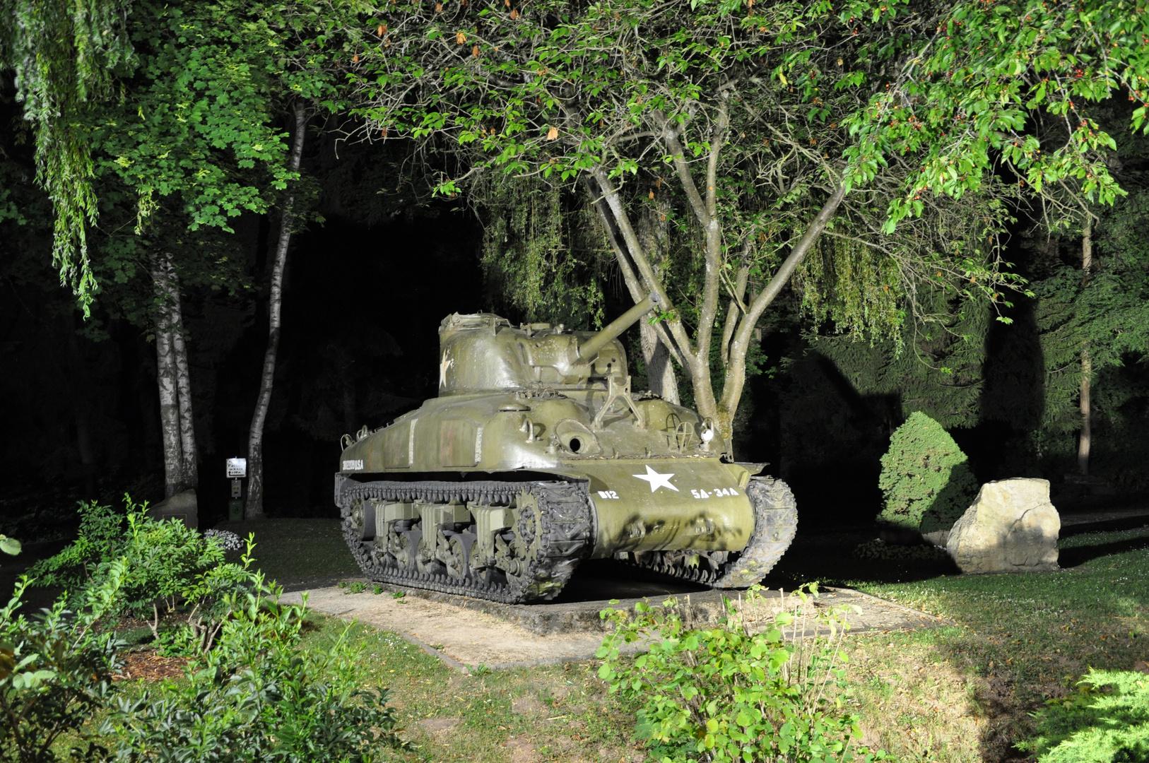 Pattondenkmal Ettelbrück